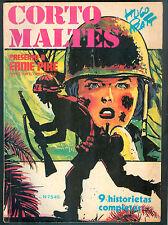 HUGO PRATT CORTO MALTES # 7  ARGENTINA COMIC MAGAZINE