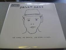 Jason Mraz - We Sing, We Dance. We Steal Things - 2LP Vinyl // Neu&OVP // Etched