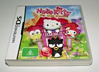 Hello Kitty Big City Dreams Nintendo DS 2DS 3DS Game *Complete*