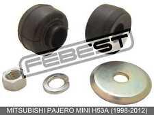 Cushion Strut Bar - Kit For Mitsubishi Pajero Mini H53A (1998-2012)