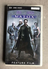The Matrix Movie UMD Video for Sony PSP