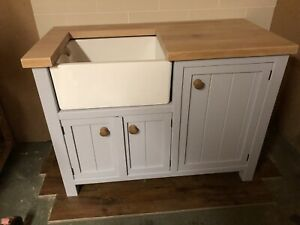 Free Standing Kitchen Sink Unit Products For Sale Ebay