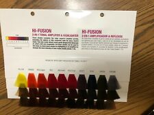 Redeem Hair Swatches Hi Fusion Amplifier & Highlighter 30 Colors
