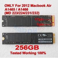 "Apple SSD Upgrade 256GB MacBook Air 11"" A1465 13"" A1466 Mid2012 EMC2558 EMC2559"