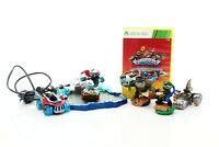 Skylanders Superchargers - Xbox 360 Game & Portal & Figures - PAL