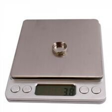 Mini Digital Stainless Steel Weighting Scale 200g x 0.01