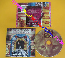 CD STEVE WYNN Dazzling Display 1992 Us R.N.A. R2 70283  no lp mc dvd (CS3)