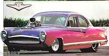 1954 Kaiser Manhattan Personalizzato Spec Foglio/Brochure