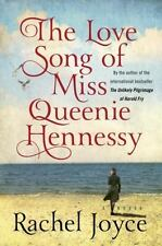 """The Love Song of Miss Queenie Hennessy"" by Rachel Joyce hardback"