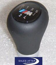 Original BMW E46 M Schaltknauf Leder short shift kurz 5 Gang auch E30 E36 E39 Z3