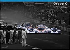 """Group C"" Le Mans 24h 1982-1991 (CAR GRAPHIC PHOTO COLLECTION) Book Japanese"