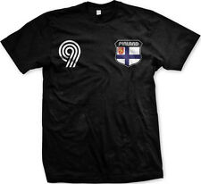 Finland Finnish National Soccer Team The Eagle-Owls Suomi Mens T-shirt