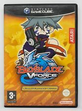 BEYBLADE VFORCE SUPER TOURNAMENT BATTLE - GAMECUBE GC GAME CUBE - PAL ESPAÑA