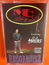 NEW! Recordnize [PA] by M.C. Shy-D (Cassette, 1996) F/DJ Smurf (Rap)(Hip-Hop) MC