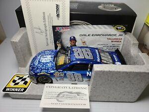 2015 Dale Earnhardt Jr #88 Nationwide Talladega Dual Auto Elite 1:24 NASCAR MIB