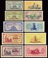 Facsimil Serie completa Consejo Asturias y León 1936- Reproductions