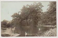 Essex postcard - Romford, The Park - RP (A154)