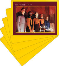 """(100) Yellow Trading Game CCG Divider Cards: HEAVY DUTY 30 Mil 2-3/4"""" x 3-3/4"""""""