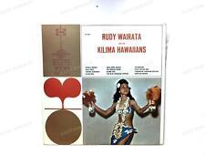 Rudi Wairata And The Kilima Hawaiians-Rudy Wairata And The Kilima Hawaiians /4