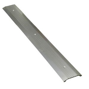 4 In. X 36 In. Aluminum Flat Saddle Threshold
