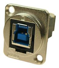 Cliff Electronic Components - CP30204NM - Usb3 Adapter, Type B-type B Female
