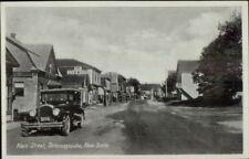 Tatamagouche Nova Scotia Old Car Visible License Plate & The Lynwood Main St.