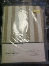 Threshold Wide Padded Ironing Board Cover Gray Stripe