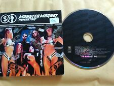 2 TRACK CD MONSTER MAGNET - POWERTRIP - A&M EUROPE 1998 VG+