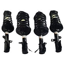 FIT For Toyota Corolla 1993-2002 Complete Struts/Shocks & Coil Springs w/ Mounts