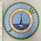 US NAVY USS POMODON SS-486 SUBMARINE SANS PEER PATCH Made for Veterans After WW2