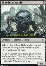 4x shambling Goblin (schlurfender Goblin) Conspiracy: take the crown Magic
