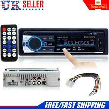 In-Dash Auto Bluetooth Stéréo Radio Head Unit Player IPod MP3/USB/SD/AUX-IN/FM UK