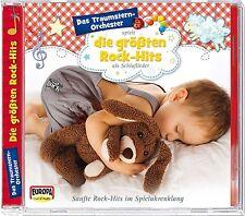 Einschlafmusik CD für Baby und Kinder: Die größten Rock-Hits als Schlaflieder