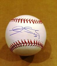 Andrew Susac signed MLB Baseball  - Mariners, SF Giants World Series