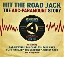 THE ABC PARAMOUNT STORY - HIT THE ROAD JACK (NEW SEALED 2CD)