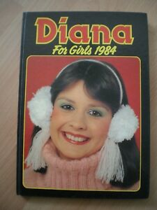 DIANA FOR GIRLS ANNUAL 1984, D C THOMSON & CO