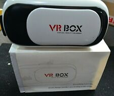VR BOX Virtual Reality Headset Glasses - 3D for Samsung - Iphone