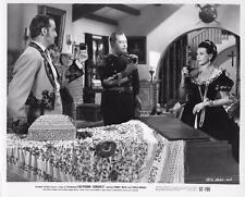 """California Conquest"" Vintage Movie still,1952,Lisa Ferraday, Ivan Lebedeff"
