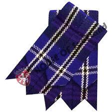 Pour Hommes Écossais Flashes de Chaussettes Kilt Patrimoine L'Écosse Acrylique