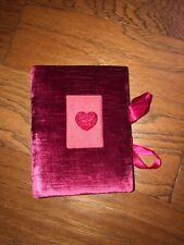 Photo Album Red Heart Valentine's 50 Pages For 100 Pictures