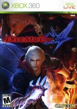 Devil May Cry 4 (2008) Brand New Factory Sealed USA White Label Xbox 360 X360