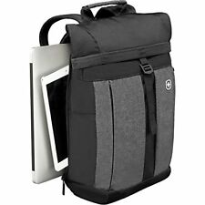 8346991843 Wenger Metro 16inch Flapover Laptop Backpack With Tablet Pocket