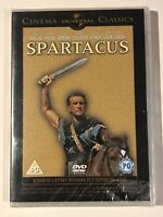 SPARTACUS DVD 1960 MOVIE FILM NEW SEALED KIRK DOUGLAS