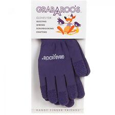 Grabaroos Quilting Gloves Medium GRABAROO8 size 8 for sewing crafting
