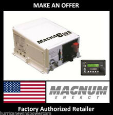 Magnum Package MS4448PAE Pure Sine Wave Inverter, MSPAE4448 w/ Remote