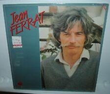 Jean Ferrat, self-titled, LP record album, UNOPENED, FRANCE
