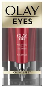 Olay Eyes Pro Retinol Eye Treatment - Crows Feet 0.5 fl.oz **SAME DAY SHIPPING**