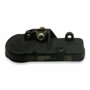 56029479ab  Chrysler Jeep Dodge  Ram TPMS Tire Pressure Monitor Sensor OEM