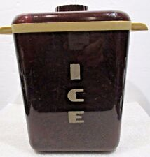 """Lustro Ware No.112 """"ICE"""" Canister Bucket"""