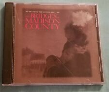 """The Bridges of Madison County Original Motion Picture Soundtrack"" Pre Owned CD"